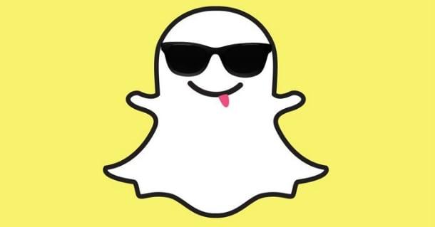 Marca no Snapchat