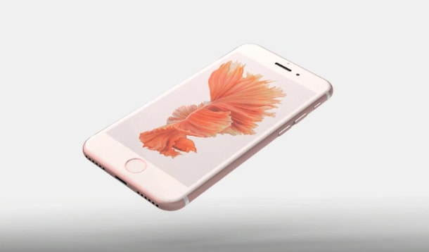 Vídeo do iPhone 7