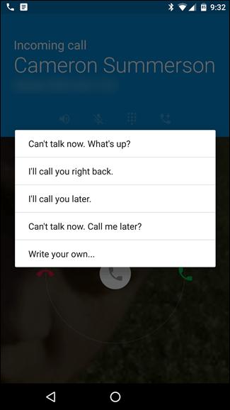 atalhos do android