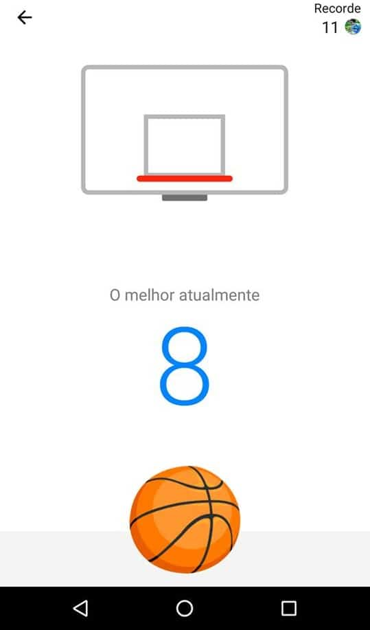 basquete no facebook