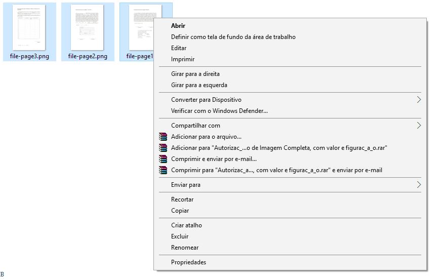 PNG para PDF - 100% Grátis - CleverPDF