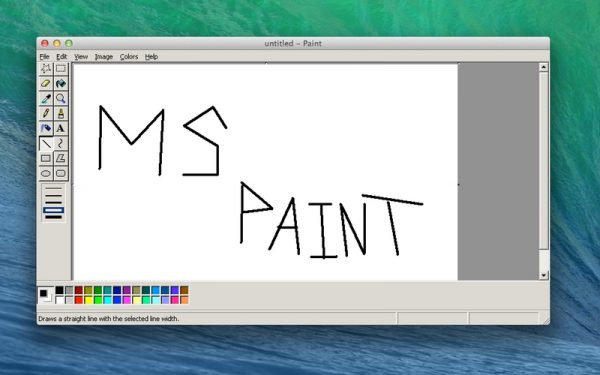 Paint no Mac