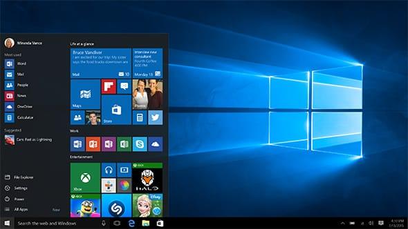 Atualização gratuita para windows 10