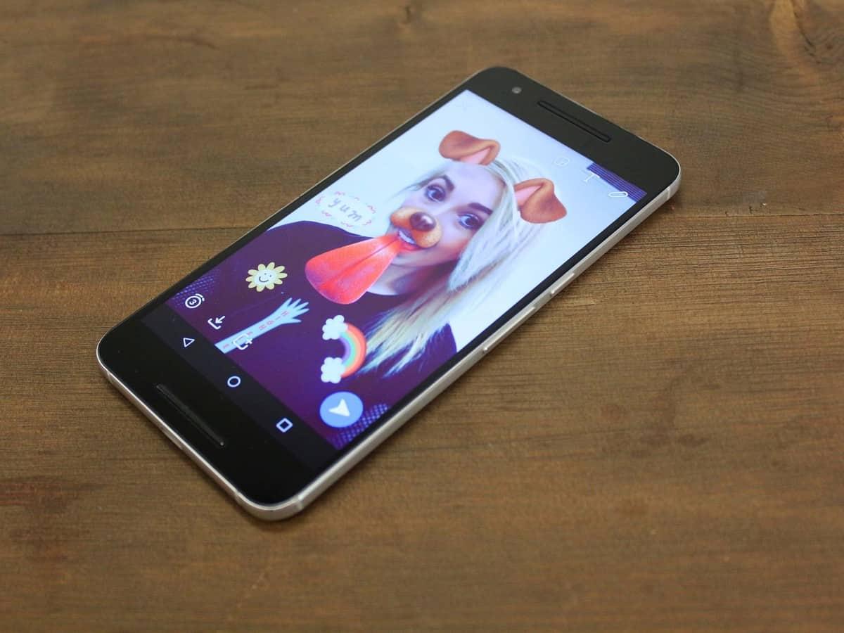 Como usar o Snapchat no Android