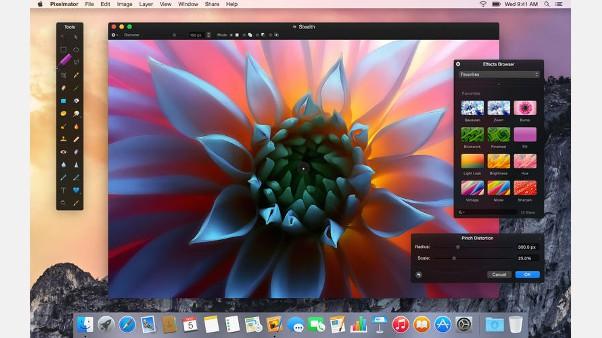 18 melhores editores de imagem para Mac e iOS