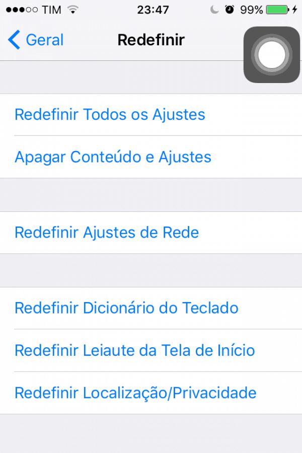 restaurando iphone4s