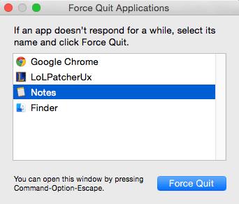 cursor stuck common Mac problems