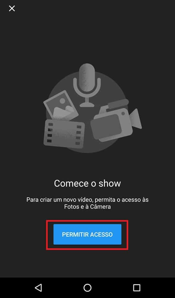 acesso youtube