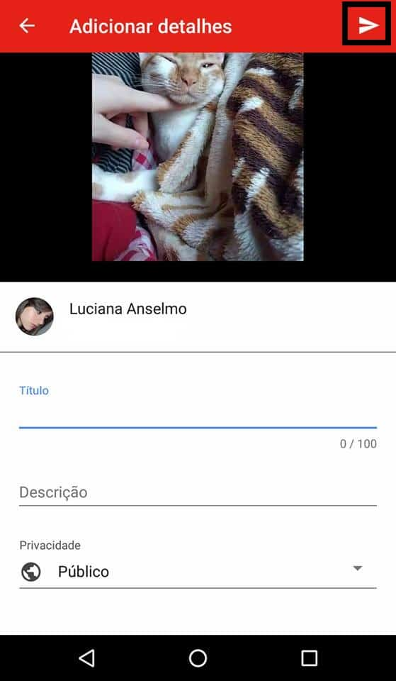 editar no youtube