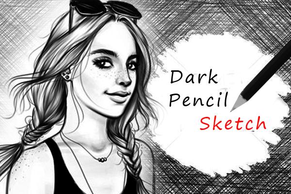 dark pencil android