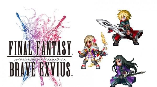 Jogos classicos para Android final fantasy