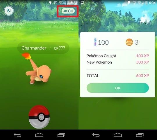 economizar bateria durante pokemon go