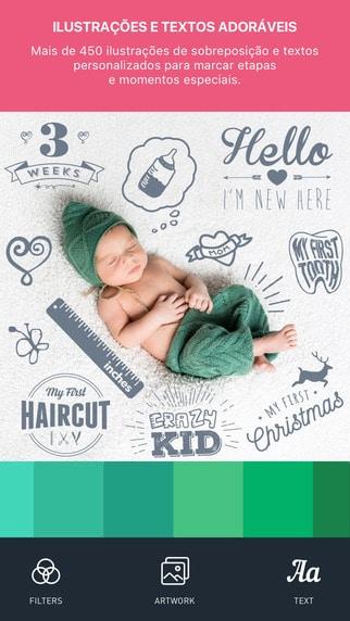 baby pics aplicativo