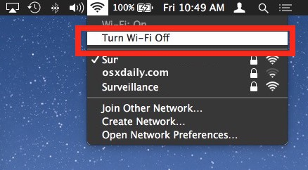 My Wi-Fi is not working common Mac problems