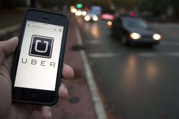 uber no iphone