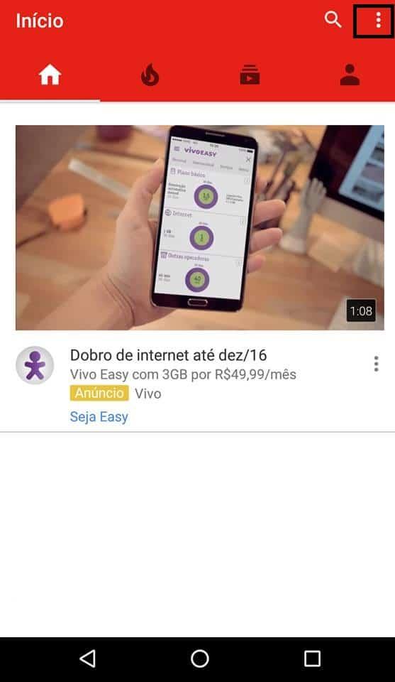 youtube dicas