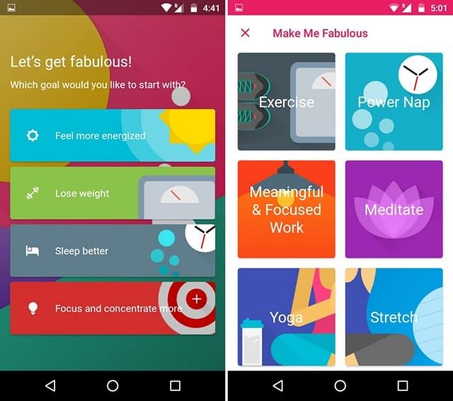 Apps motivacionais para iPhone e Android