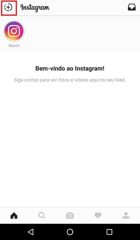 histórias instagram