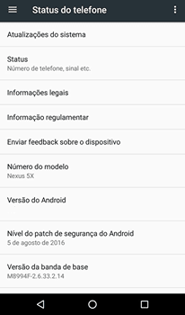 instalar o android nougat