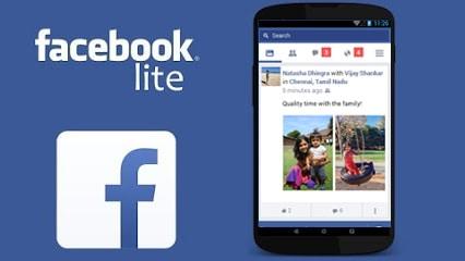 o que é facebook lite
