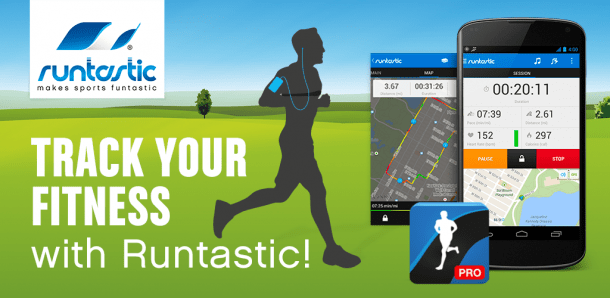 runtastic no iphone ou android