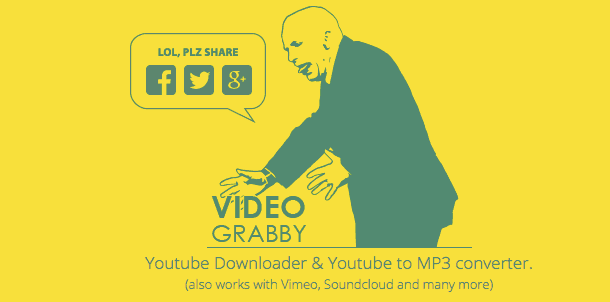 baixando com videograbby