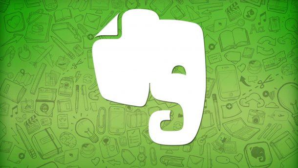 apps para gerenciar senhas evernote