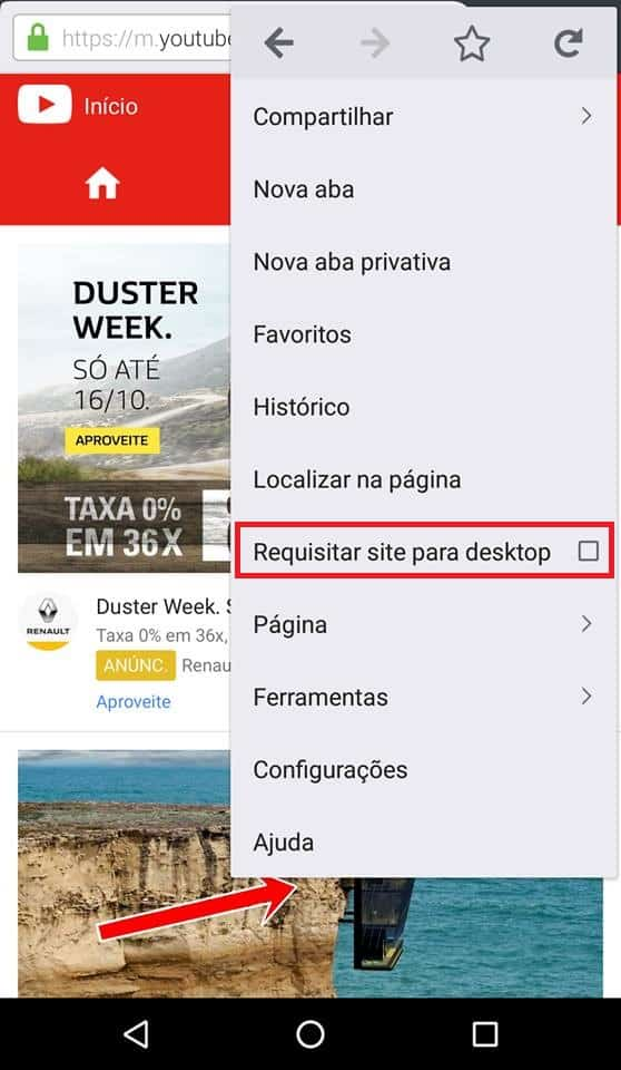 android-dicas