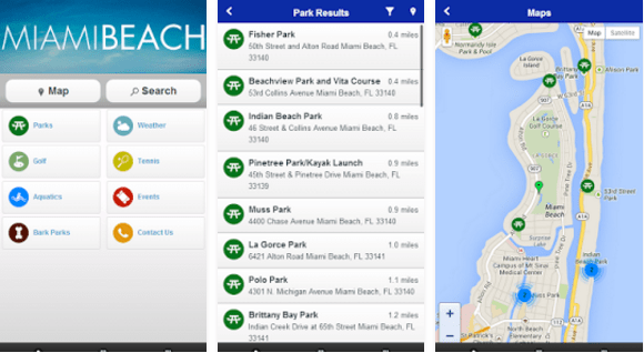 apps-para-viagem-em-miami-parks