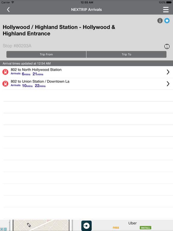 apps para viajar mousewait gometro