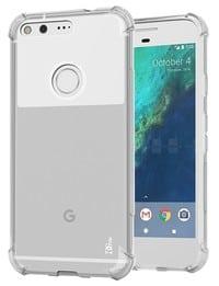 capas transparentes para o google pixel dgite