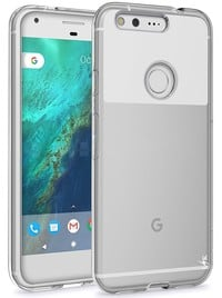 capas transparentes para o google pixel lk