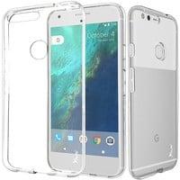 capas transparentes para o google pixel tauri