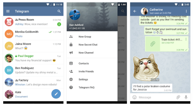 chat-online-telegram