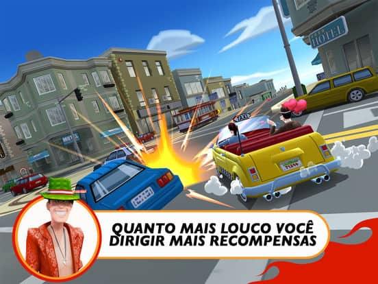 jogos-de-corrida-para-iphone-taxi