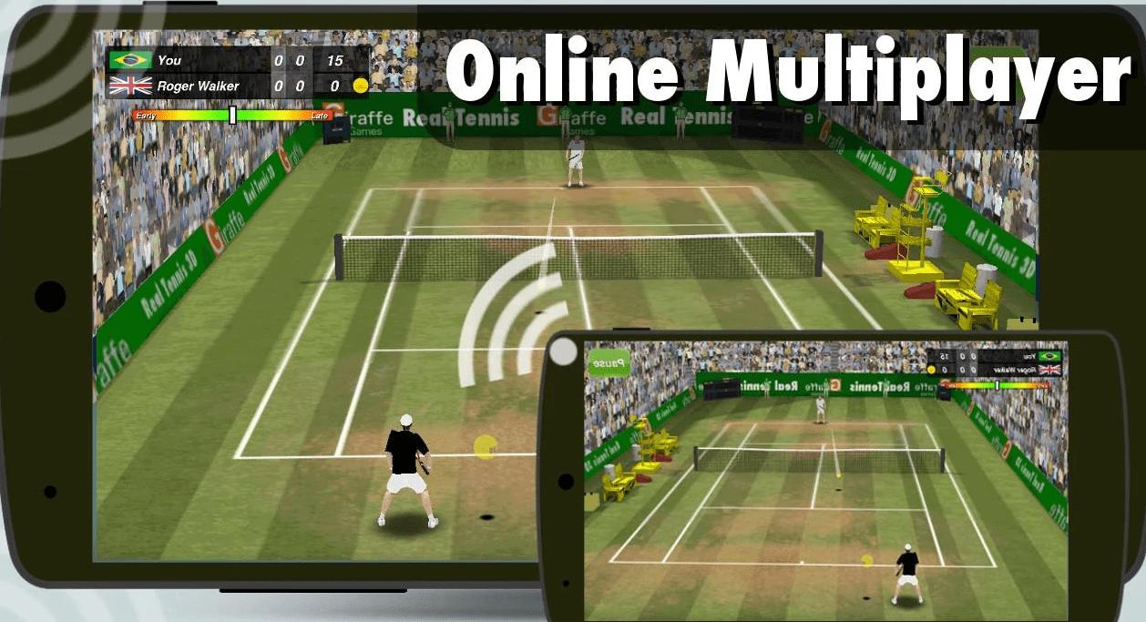 jogos de tênis para android champion
