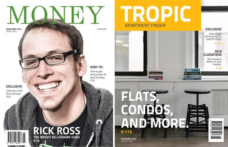 make your own magazine cover template - se torne uma estrela com esses 9 sites para criar capas
