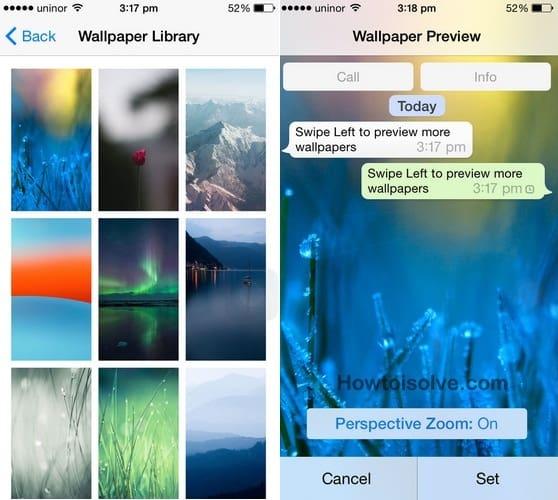 whatsapp para iPhone wallpaper