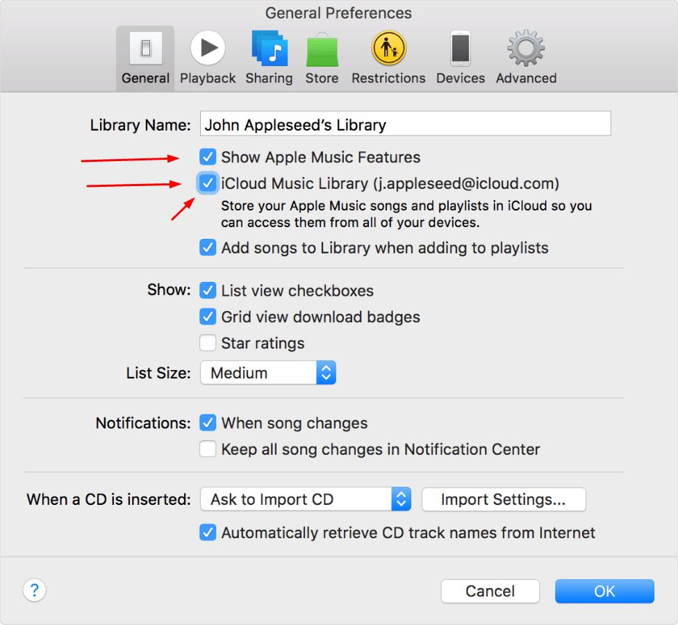 acessar-apple-music-no-itunes-configuracoes