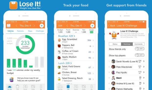 apps-para-perder-peso-loseit