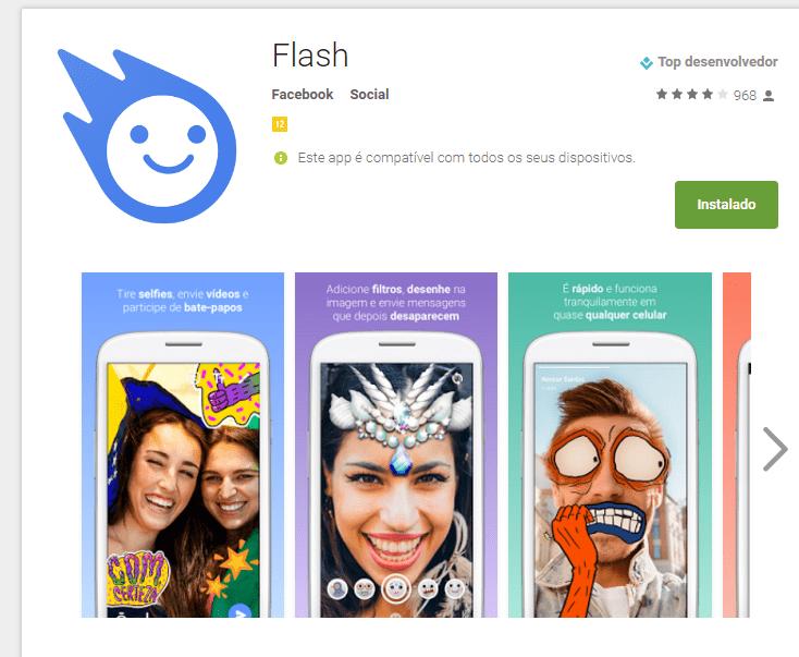 facebook-flash-baixar
