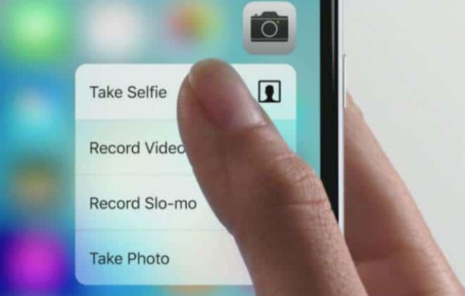 fotos no iphone
