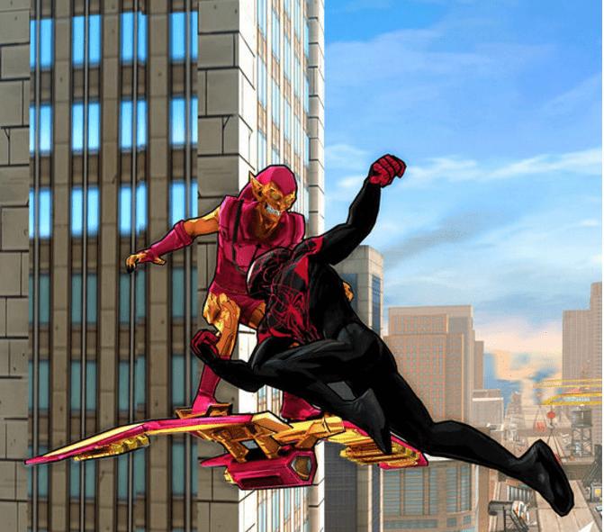 jogos-de-super-herois-para-iphone-aranha