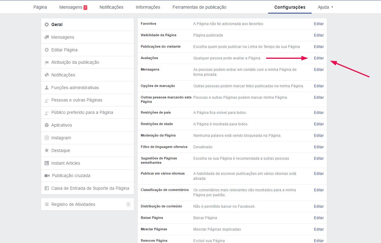 permitir-avaliacoes-pagina-avaliacoes
