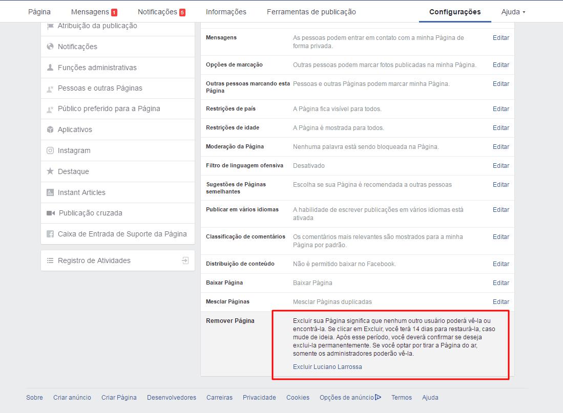 remover-pagina-do-facebook