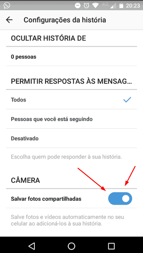 snapchat-ou-instagram-stories-configuracoes
