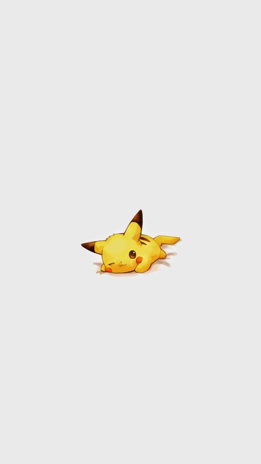 cute-pikachu-pokemon-go-illustration-android-wallpaper