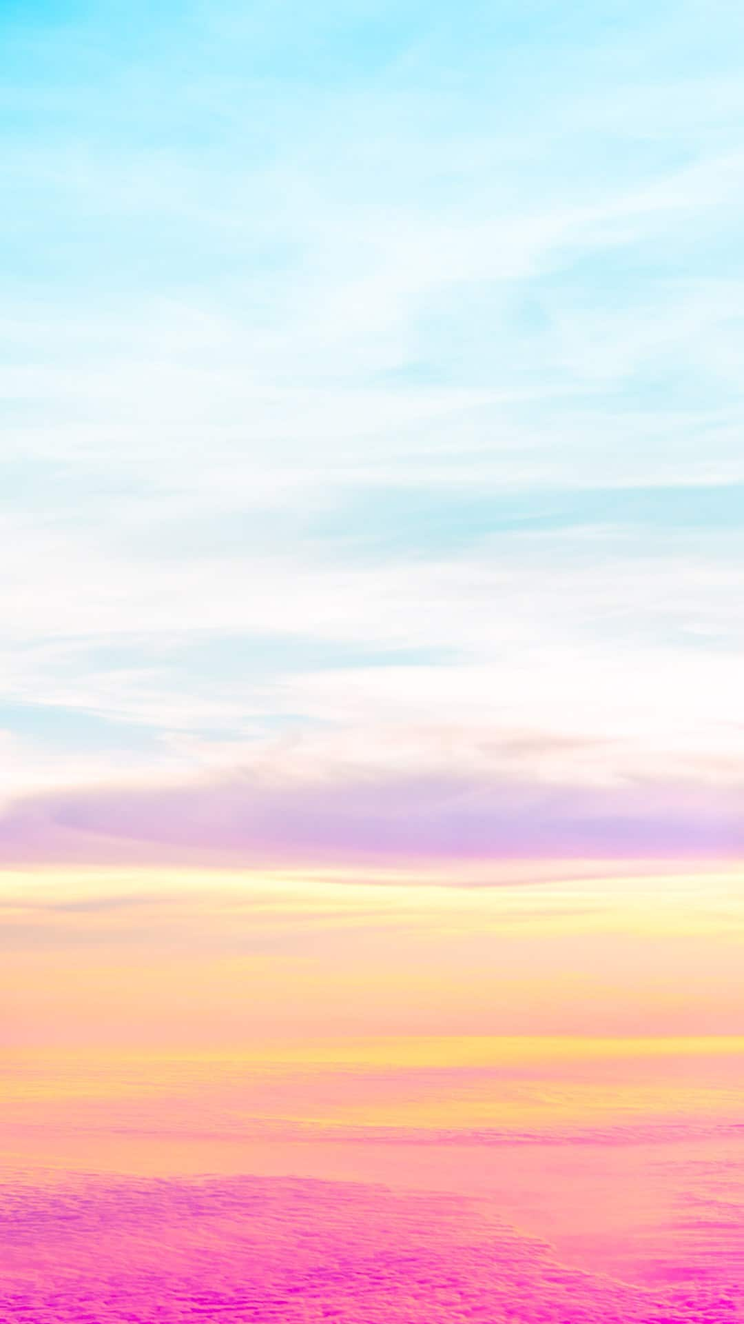 pastel-clouds-sunrise-android-wallpaper