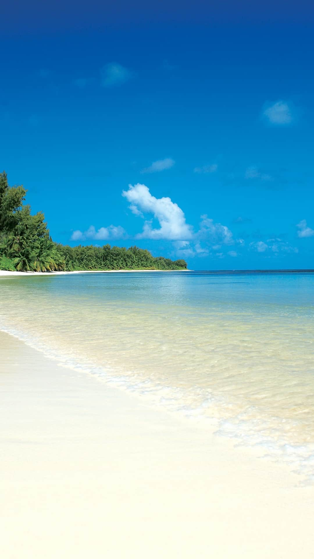 white-sand-tropical-island-beach-android-wallpaper