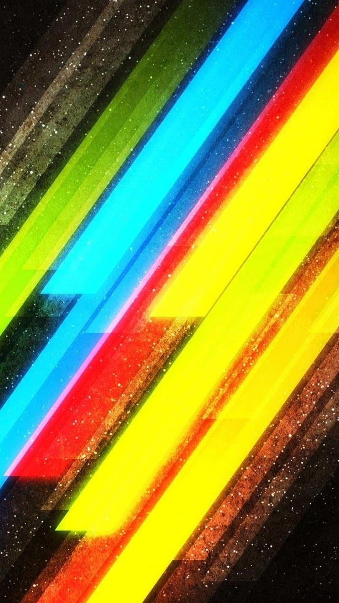 abstrato-colorido